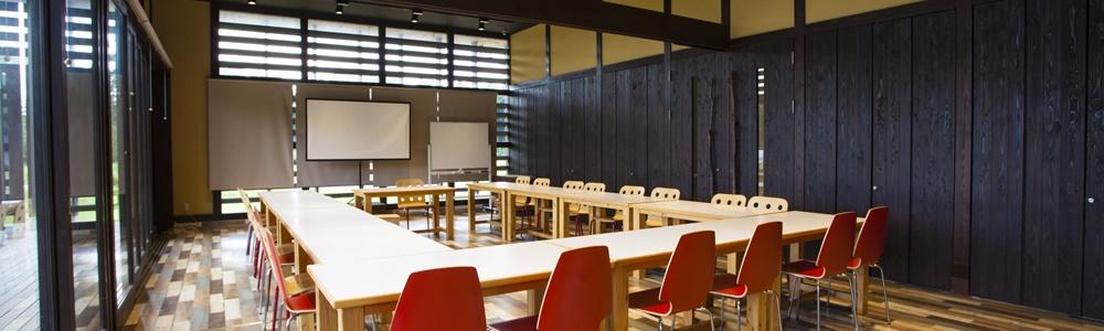 「THE FARM」でオフサイトミーティング/会議室
